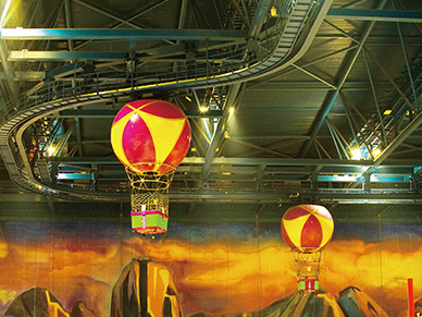 觀光熱氣球